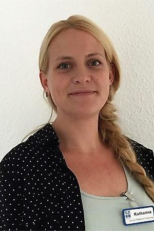 Tagespflege Bückeburg: Katharina Drangmeister