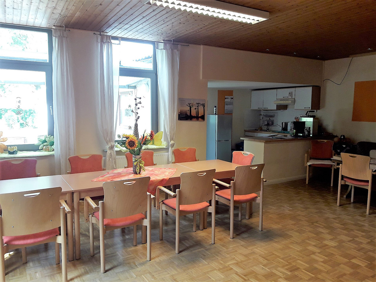 Tagespflege Sachsenhagen - Café Vergissmeinnicht