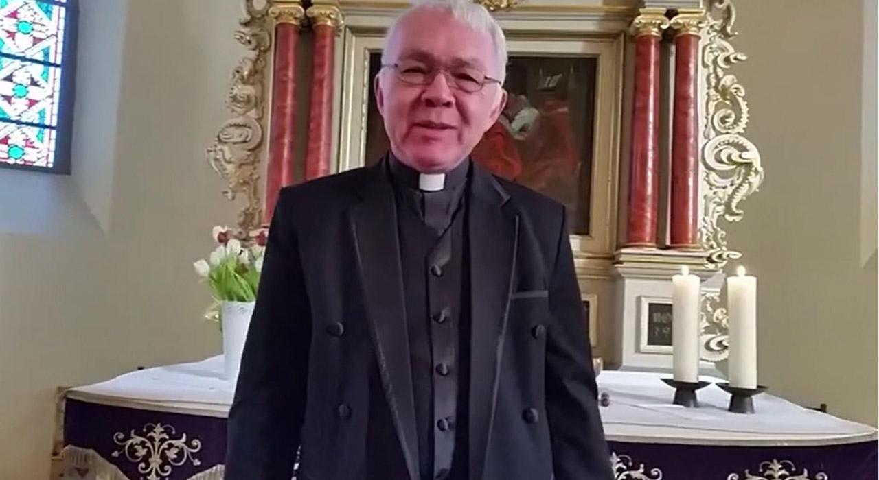 Dankeswort vom Sachsenhäger Pastor Norbert Kubba